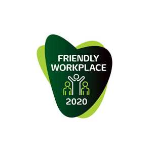 Friendly Workspace 2020